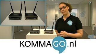 KommaGo - Engenius ECB300 & ECB350 Access Points Productbespreking
