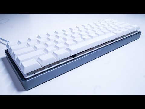 Custom Anne Pro 2 ~ Aluminum Case + Big Battery + Custom Keycaps