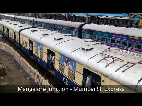 Express Trains at Thane station
