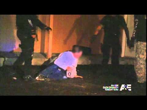 Leland Chapman Punches A Drunk