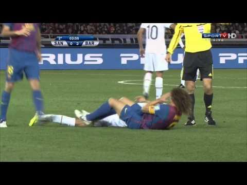 Neymar Vs Barcelona 11-12 HD720p by Fella