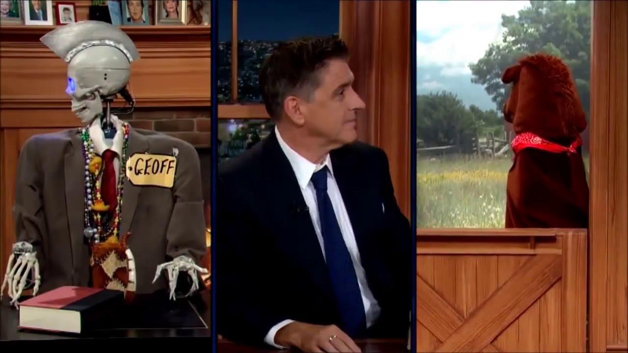 Late Late Show with Craig Ferguson 8/8/2014 Daniel Radcliffe, Cathy Ladman