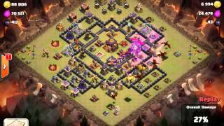 Clash of clans fight terror of VietNam top