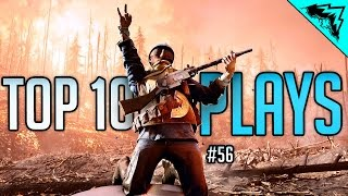 MARTINI SNIPING - Battlefield 1 Top 10 SNIPING Plays of the Week (Bonus Plays 56)