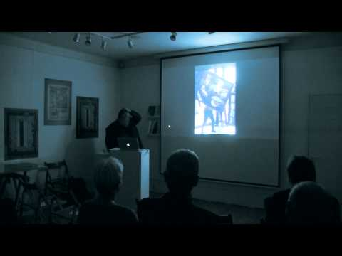 Lecture by Arthur Watson 'Outwith the Frame, Outwith the Gallery'