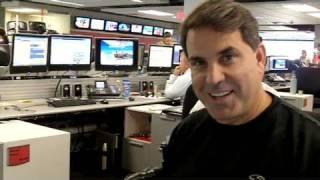 CNN: Behind the scenes in the CNN newsroom