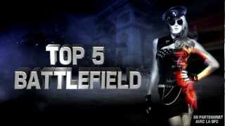 Lastar RockStar   TOP5 Battlefield FR   épisode 6   Avec Legend Nubes