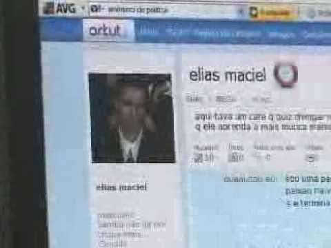Sorriso: Elias Maciel denuncia falsa página no Orkut