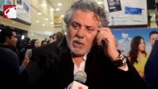 بالفيديو- ناصر سيف: أفلام مصطفى قمر دمها خفيف وهذا رأيي في ''فين قلبي''