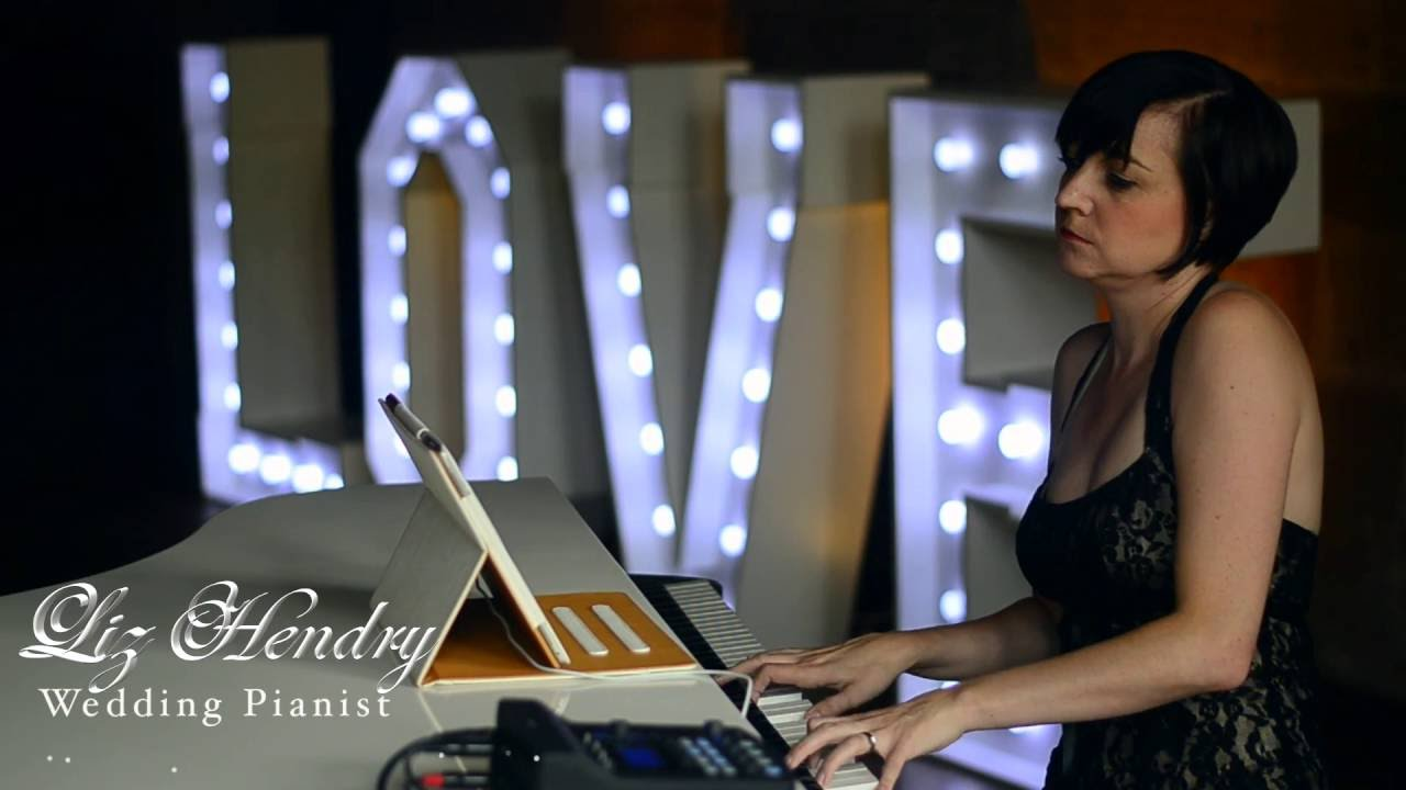 Wedding Pianist | wedding piano | wedding music for your