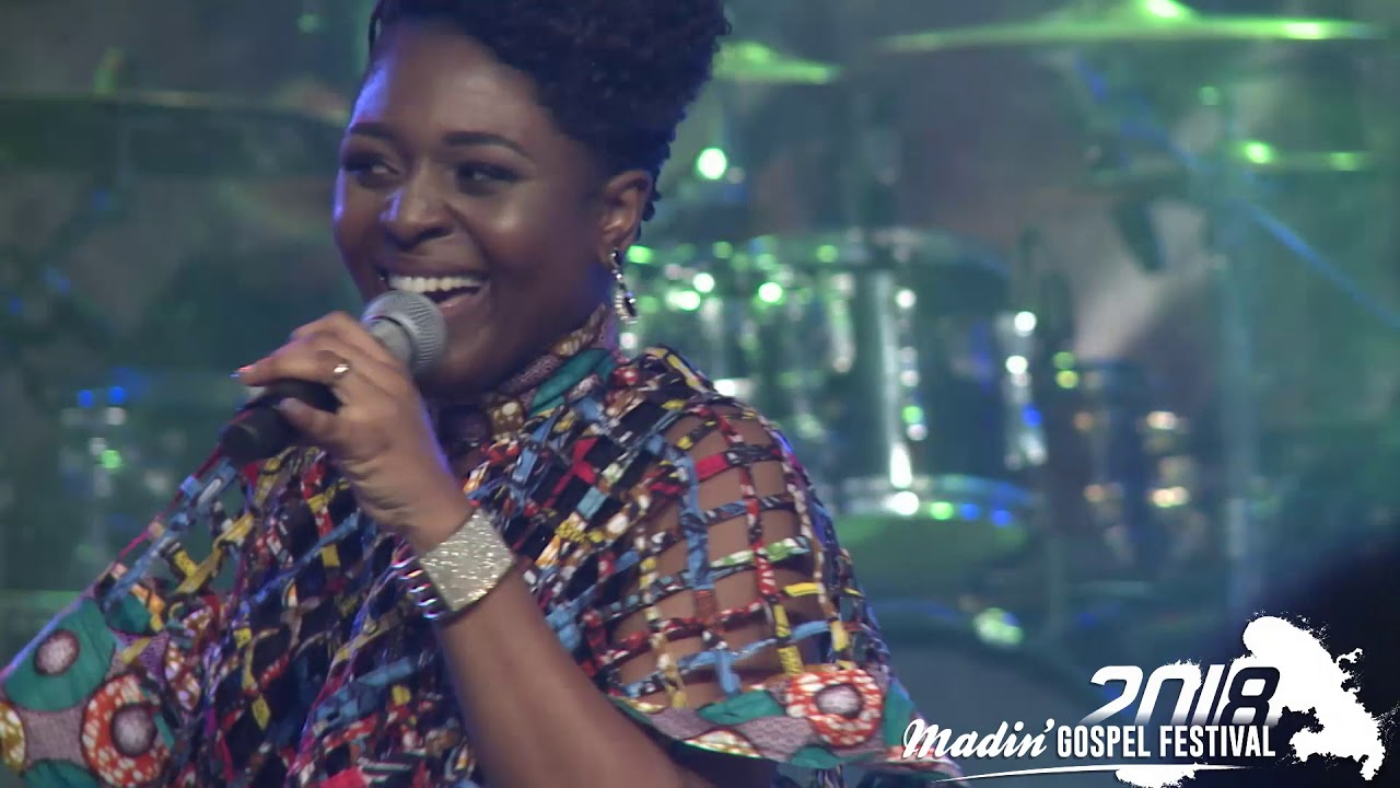MADIN' GOSPEL FESTIVAL 2018 - VIDEO OFFICIELLE – Dena MWANA : Dieu est capable