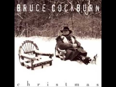 Bruce Cockburn  Christmas 1989