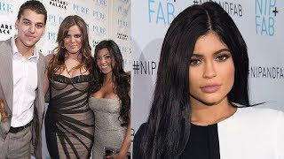 A Kardashian Ex is Giving Kylie Jenner Parenting Advice?!