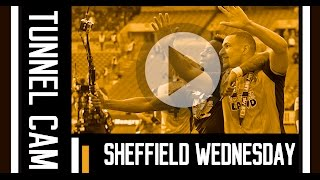 The Tigers v Sheffield Wednesday | Tunnel Cam | 28th May 2016