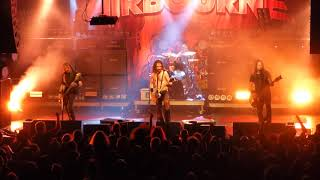 Airbourne, Down On You, Circus, Helsinki, Finland, 19.10.2017