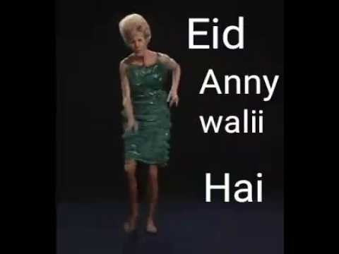EId Any wali ha hahaha dance kroo