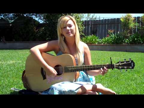 Kiss Me by Sixpence None The Richer Cover by Sarah Daniels