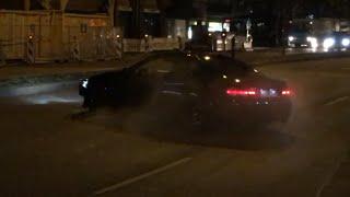 Theodor-Heuss-Strasse Stuttgart // 08.11.2015 HD Unfall BMW