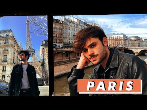 32 horas em Paris 🇫🇷  Eduardo Cilto