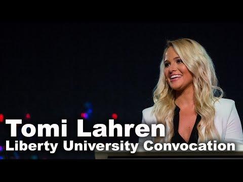 Tomi Lahren - Liberty University