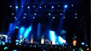 Without You - Taio Cruz Live @ Sepang We Love Asia Festival Malaysia 2013