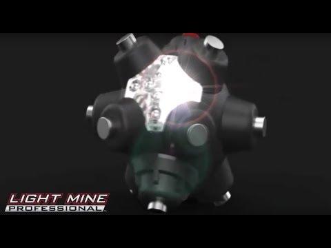 Striker Light Mine Professional LED Light  250 Lumens Model# 00107