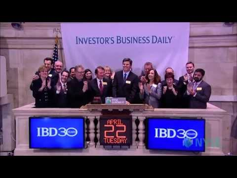 Investor's Business Daily Celebrates the Publication's 30th Anniversary