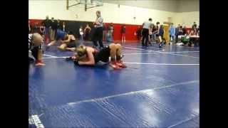 OC Angel pie wrestling 3 pins