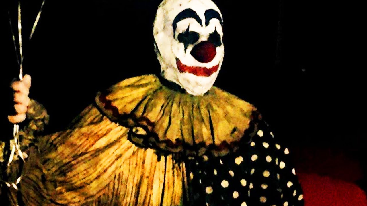 GAGS THE CLOWN Exclusive New Trailer (2019) Clown Horror
