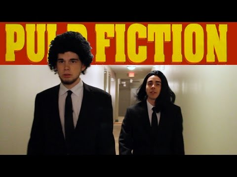 Pulp Fiction: Foot Massage (Remake)