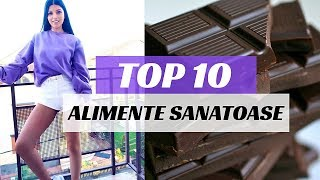 TOP 10 ALIMENTE SANATOASE, CARE TE AJUTA SA SLABESTI ![HD]