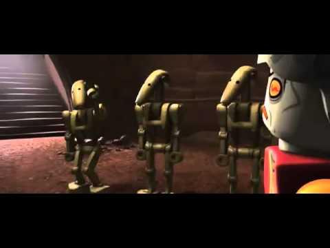LEGO Star Wars: Animated Comics: Season 3 Episode 1 (Bad Guy Version)