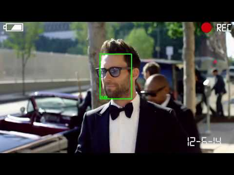 Face detection with MTCNN - YouTube