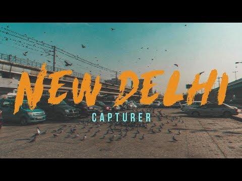CAPTURER // New Delhi 2018