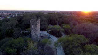 New art installation at Comanche Lookout Park honors 10,000+ year history of indigenous ancestor...