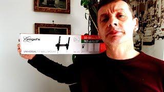 Gambar cover Vogel's WALL 3215, Supporto da Parete per TV da 32   55 Pollici