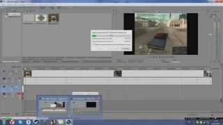 Уроки монтажа | Как рендерить видео в Sony Vegas Pro 11