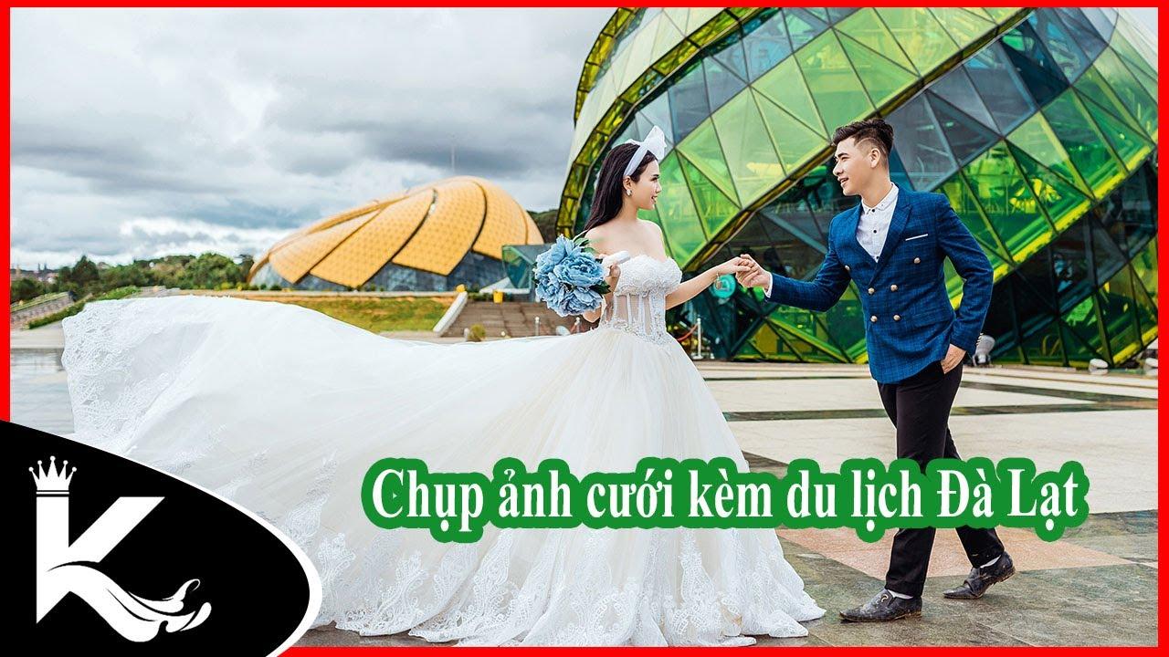 Album cưới Đà Lạt – Stu chụp ảnh cưới du lịch Đà Lạt tại Hải Phòng