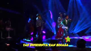 Video Ceria Popstar 3: Popstar Karaoke - Fikry (Itik Gembo Gembo) download MP3, 3GP, MP4, WEBM, AVI, FLV Juni 2018