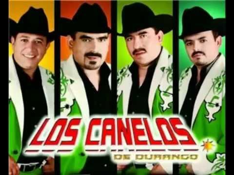 Los Canelos De Durango - Andan Pistiando Los Plebes