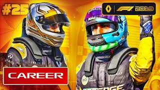F1 2019 Career Mode Part 25: PERFORMANCE SHAKEUP FOR THE FIELD