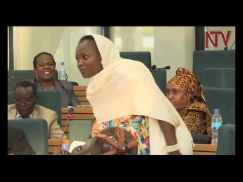 EALA's Dora Byamukama wants term limits lifted