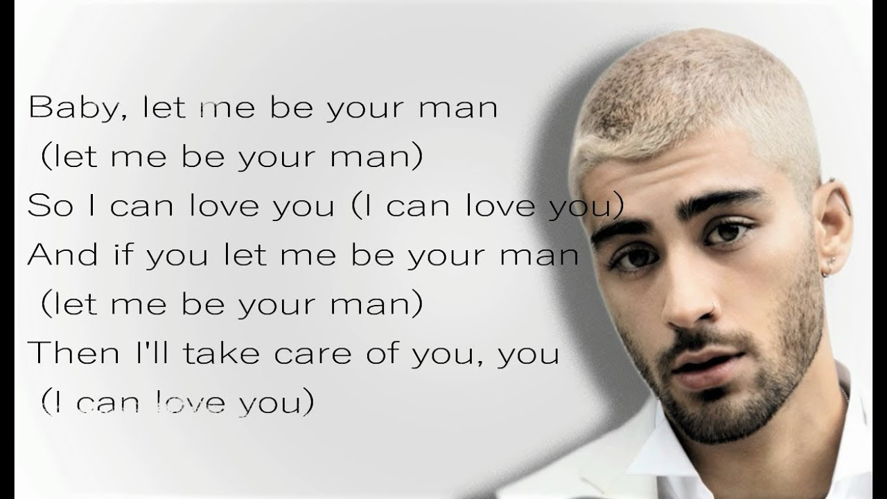 zayn let me love you lyrics