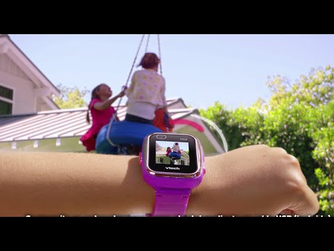 Reloj Kidizoom Smart Watch DX2 Azul video