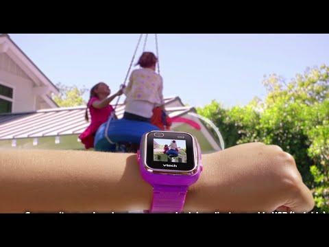 Reloj Kidizoom Smart Watch DX2 Azul video