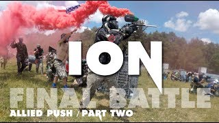 4000 Player Epic Paintball  Final Battle in 4K - Part 2