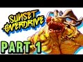 SUNSET OVERDRIVE Gameplay Walkthrough Part 1 - FULL GAME
