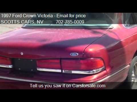 1997 Ford Crown Victoria LX - for sale in Las Vegas, NV 8910
