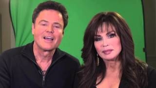 Donny and Marie Madame Tussauds Bloopers