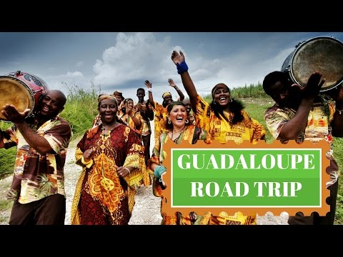 Guadeloupe Road Trip